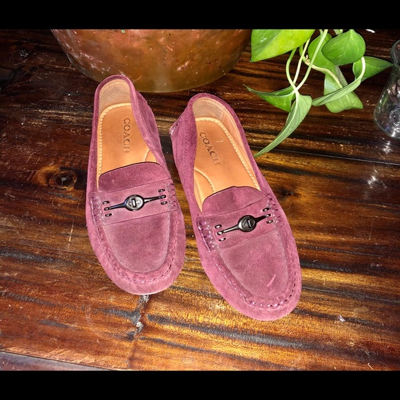 Coach Shoes - Coach Loafers. Slip on